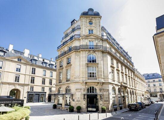 Grand Hotel du Palais Royal, Hotels in Paris