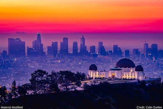 Greater Los Angeles: See & Experience it ALL in 3 Days, 1st Class Tour