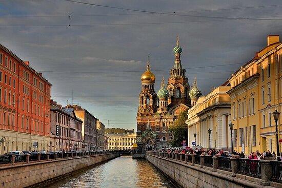 Circuit de 7 jours sur l'anneau d'or en Russie de Saint-Pétersbourg à...