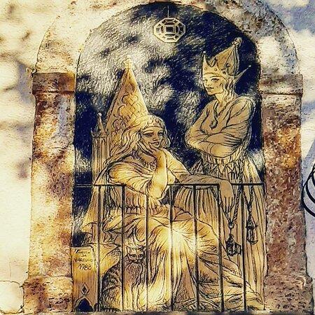 I graffiti di Casoli