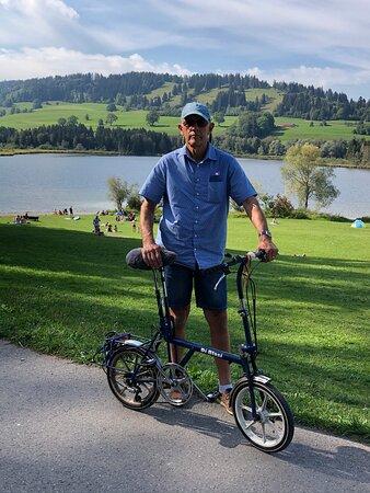 mooi natuurgebied in naaste omgeving hotel : goede mogelijkheden om te fietsen.