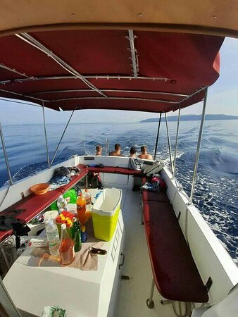 Beli, Hrvatska: Island Cres - all day swimming tour