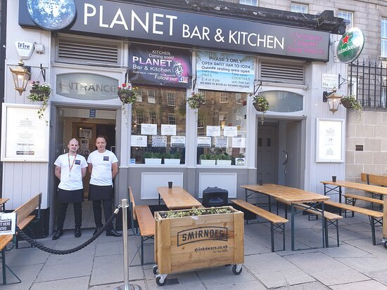 Planet Bar & Kitchen