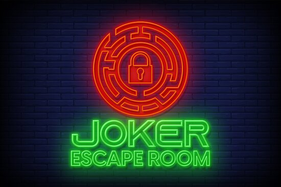 Joker Escape Room