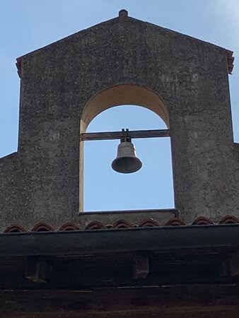 Vespolate, Italien: Bell in the sky