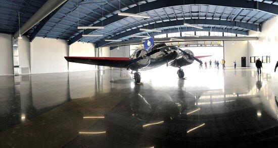 Amelia Earhart Hangar Museum