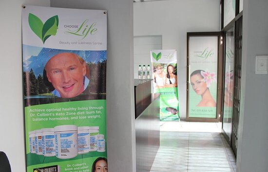 Choose Life Beauty And Wellness Centre