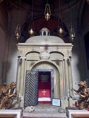 The Holy Sepulchre Chapel