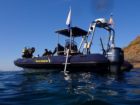Buceo Islas Cies