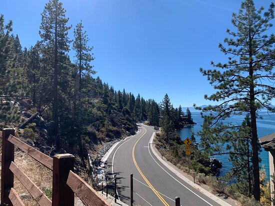 Tahoe East Shore Trail