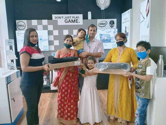 Dell Exclusive store-Gaurav Tower