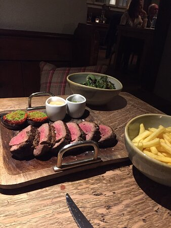 Godalming, UK: Chateaubriand