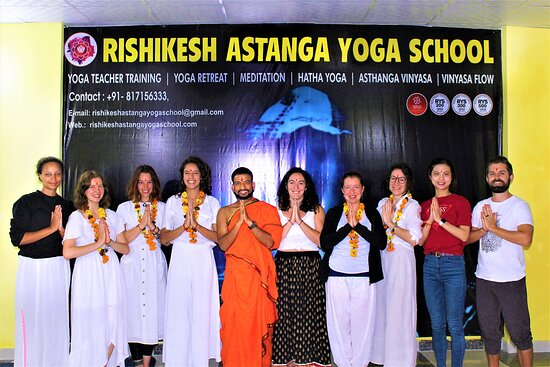 Rishikesh Ashtanga Yoga School