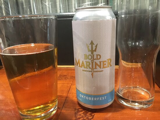 The Bold Mariner Brewing Co