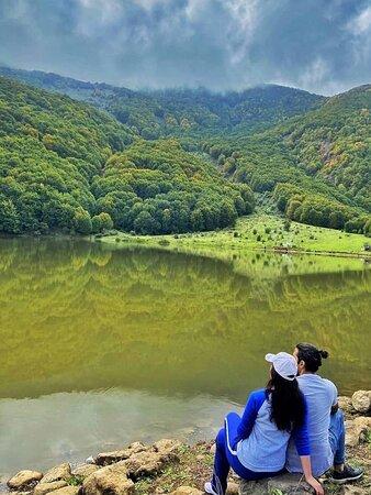 Gilan Province, Iran: ❤️ IRAN 🇮🇷 Vistan lake 🌹Bareh Sar 🤩