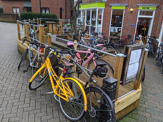 Image Cafe Velo in South East