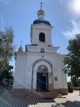 Uspeniya Presvyatoi Bogoroditsy Church