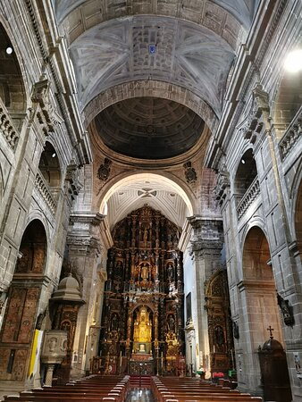 Hermosa catedral.