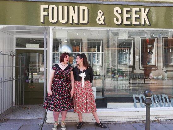 Found and Seek