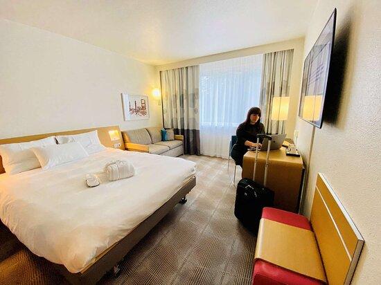 Sausheim, Frankrike: Guest room