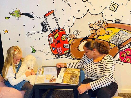 Sausheim, Frankrike: Family