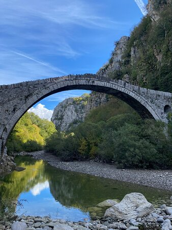 Koukouli, Grèce : Γεφύρι Κόκκορη