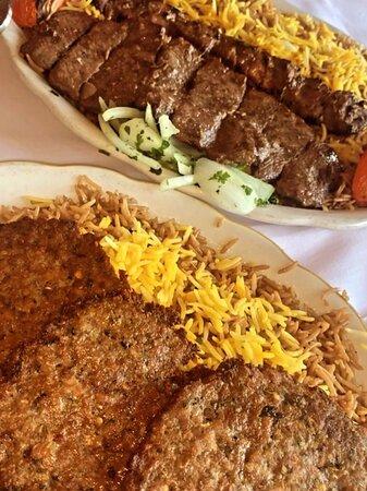 Really good meats & kebabs.