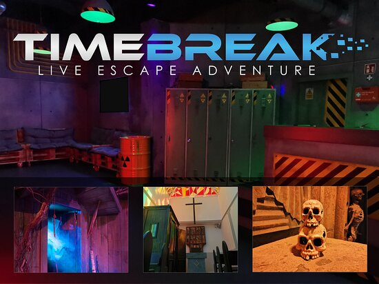 TimeBreak - Live Escape Adventure