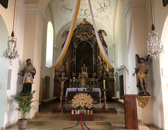 Kath. Pfarrkirche St. Katharina