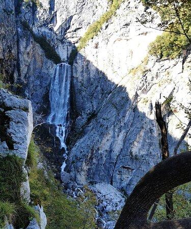 Schönster Wasserfall