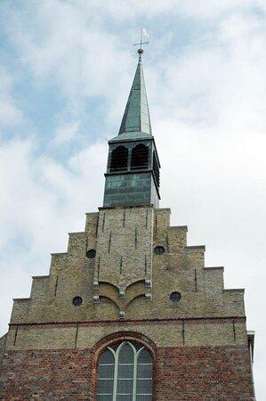Dokkum, Holland: Grote Kerk
