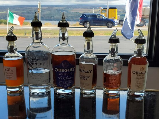The O`Begley Distillery