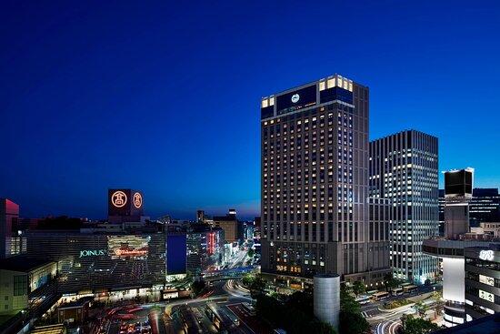 橫濱灣喜來登大飯店