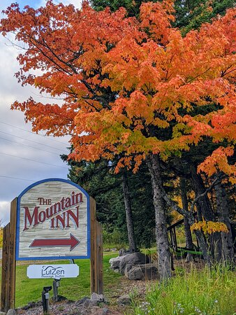 Fall is a wonderful time to visit!