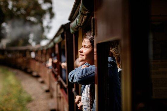 Linia kolejowa Puffing Billy