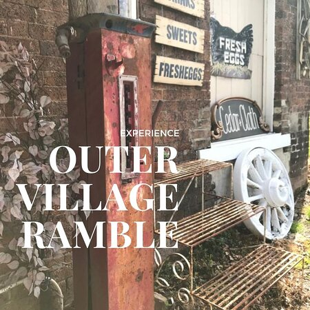Experience - Outer Village Ramble Private Day Tour
