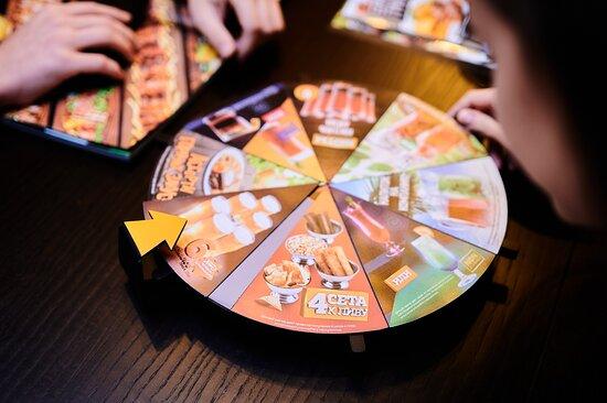 """Акция """"Барабан"""" - Забронируй стол на 4+ гостей и выиграй подарок от Гриль-Бара Шашлыкоff"""