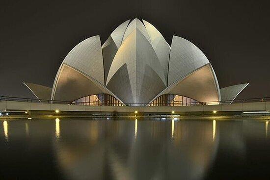 泰姬陵和新德里阿格拉堡私人一日游