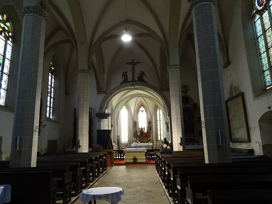 The Church of St. Catherine