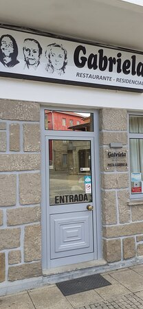 Sendim, פורטוגל: Entrada do restaurante