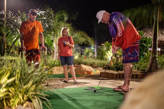 Inky's Mini Golf at Sirenian Bay