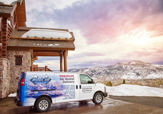 Black Tie Ski Rentals of Sun Valley