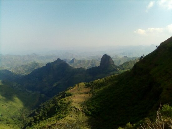 Hike Ethiopia