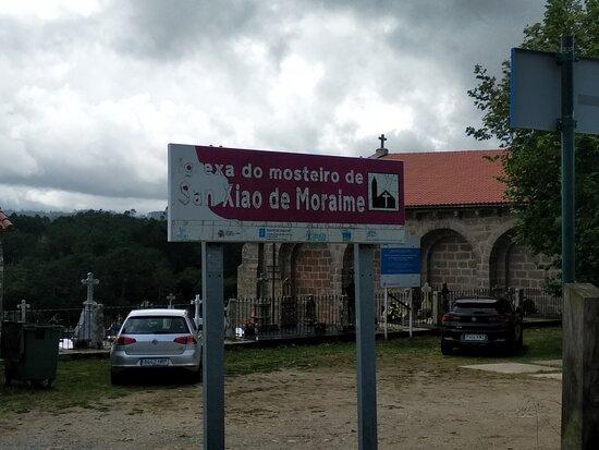 Mosterio De Moraime