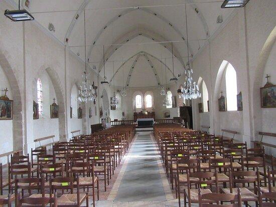 Eglise Sainte Genevieve Des Bois