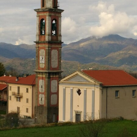 Province of La Spezia, Italie : Buto frazione di Varese Ligure