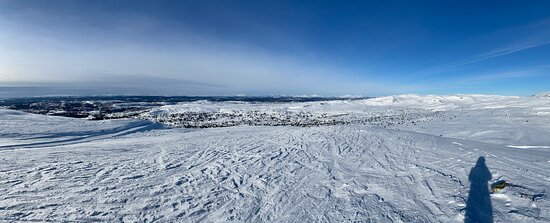Gausdal, Norge: not a skier in sight!!