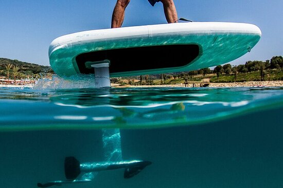2 hours Electric foil surf Fliteboard lessons & tours