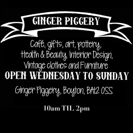 The Ginger Piggery