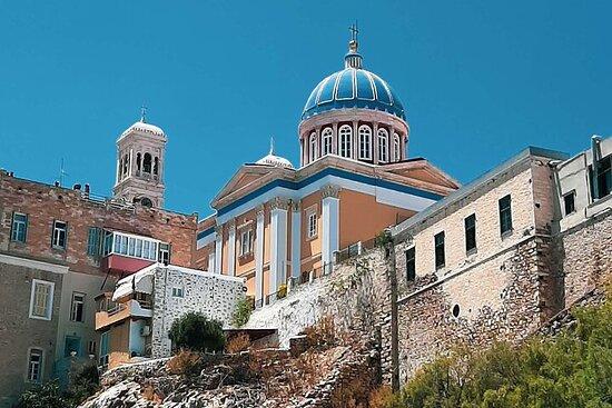 5 day Tour in Syros, Mykonos...
